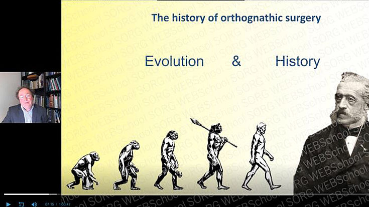 The history of orthognathic surgery, 1849 – 2021  | Language: English