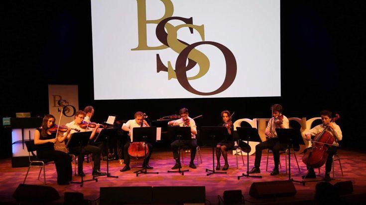 Bergé orchestra