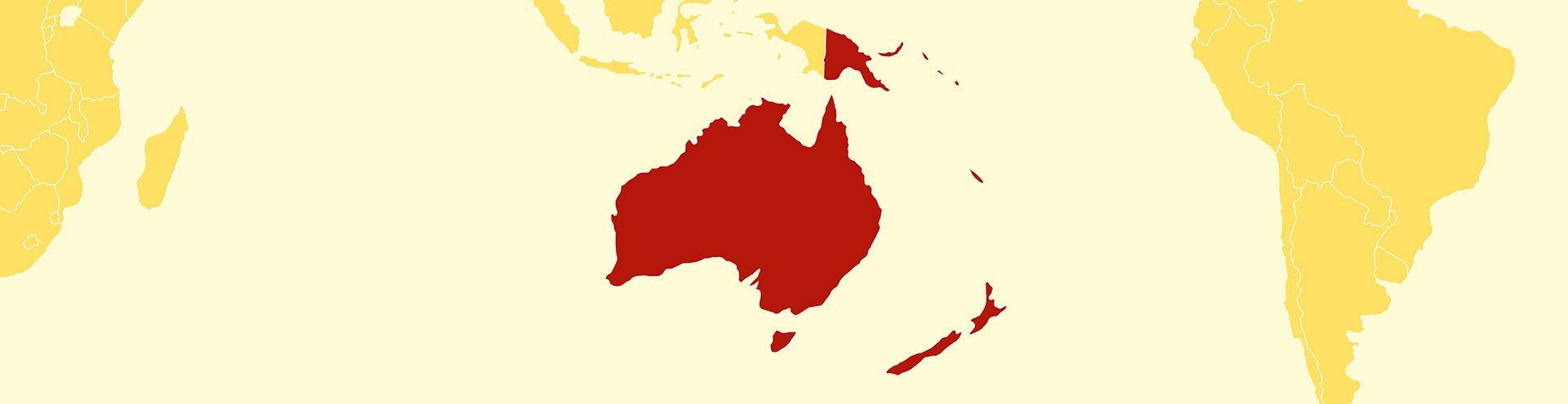 S.O.R.G. Oceania