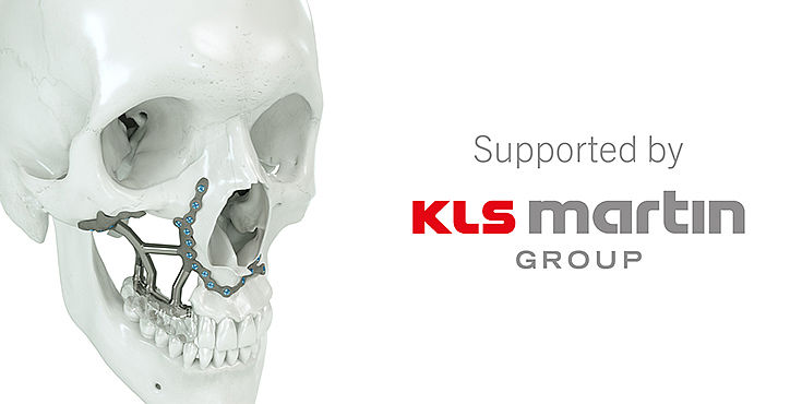 supported by KLS Martin